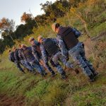 En un amplio despliegue encabezado por el Jefe de la Policía de Misiones detienen a un brasileño en Oberá