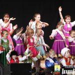 Con muchas actividades y ballets infantiles finalizó la Pre Fiesta fue Inmigrante
