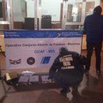 """Otra de """"Dealers"""": ahora fueron detenidos tres jóvenes en plena venta en Oberá"""