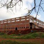 Gran avance en el nuevo polideportivo de la ciudad de Oberá