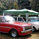 Autos antiguos y Especiales: 14° Muestra, en Oberá