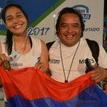 Atletismo Adaptado: Bergallo y De Jesús concentran en el sur