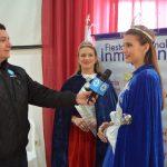 Se presentó la 39° Fiesta Nacional del Inmigrante en Encarnación, Paraguay