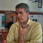 Chaves indicó que no ingresó aún pedido de Capital del Monte
