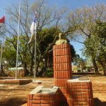 Creación de la plaza San Martín