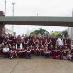 Alumnos de 7º grado del Instituto Emanuel, participaron de la Maratón Bíblica
