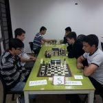 """Los Demoledores se consagraron Campeón del ajedrez en la XXIX torneo """"Fiesta del Inmigrante"""""""