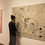 Muestra de Dibujo en el Museo FAyD
