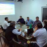 La CRIPCO y la Municipalidad de Oberá mantuvieron una reunión
