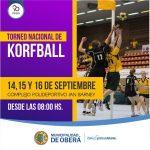 "Torneo de Korfball ""90 años Oberá"""