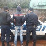 Detienen a un hombre acusado de robar dos lechones en Guaraní