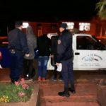 Un detenido y dos demorados por arrojar piedras a los automovilistas en la ruta 14