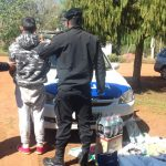 Tres detenidos y objetos robados recuperados en un intenso operativo policial