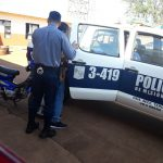 Un niño fue embestido por una motocicleta y la Policía investiga el hecho