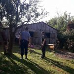 En un amplio operativo la Policía secuestró armas de fuego en Alberdí