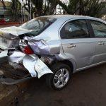 Denunció que chocaron su auto estacionado y la Policía investiga el hecho