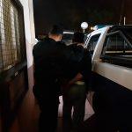 Incumplió una prohibición de acercamiento y fue detenido por la Policía