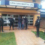 Detienen a un joven  acusado de femicidio en San Martín