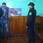 Un hombre fue detenido por abigeato en Villa Bonita