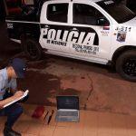 Detienen a dos jóvenes y recuperan un automóvil y elementos robados en Oberá