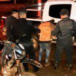 """Detienen a """"Boni"""", por agredir y amenazar a Policías en Oberá"""