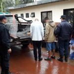 Detienen a dos hermanos por presunta usurpación de un espacio verde en Oberá