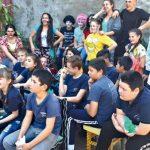 Cumplió una década proyecto solidario de alumnos del BOP 31