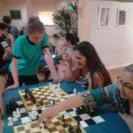 Se desarrolló una fecha del torneo local de ajedrez