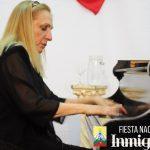 Se realizó el Acto Homenaje a Chopin y el Concierto tuvo gran concurrencia