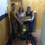 Oberá: entregaron instrumentos musicales al ISPAO y CPAO
