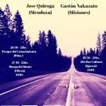 La Ruta Nacional Canción pasará el sábado 27 por Oberá