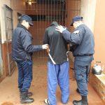 Detienen a un joven con frondoso prontuario que era intensamente buscado por robo calificado