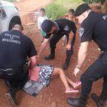 Efectivos del Comando Radioeléctrico reaniman a una niña mediante maniobras de RCP