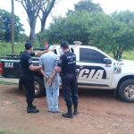 La policía detuvo a un joven y recuperó elementos sustraídos en Oberá