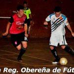 Este martes arranca el torneo de Futsal FIFA en Oberá