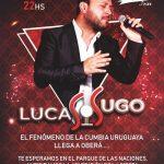 Nuevo punto de venta para el show de Lucas Sugo
