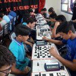 Se jugó la última fecha del ajedrez local