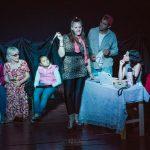 El grupo de teatro municipal cerró el año presentando dos obras