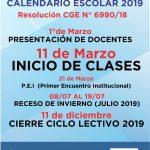 Misiones fijó su Calendario Escolar: las clases comienzan el 11 de marzo