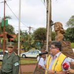 Acto por día de la Bandera de Misiones
