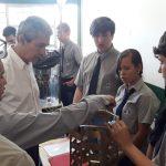 Expo Técnica en la EPET N° 3 de Oberá