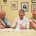 Oberá firmó un convenio de hermandad con las ciudades de Peschici y Ischitella Puglia