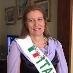 María Blanca Morchio es la nueva presidente de la Colectividad Italiana
