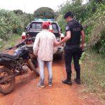 La Policia secuestró una motocicleta adulterada y demoró a su conductor