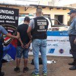 La Policía detuvo a un hombre e incautó marihuana en Oberá