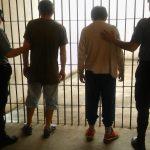 Detienen a dos hombres y una mujer tras agredir a policías en Oberá