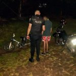La Policía recuperó una motocicleta robada en  2015 y demoró a un adolescente