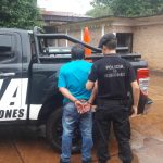 La Policía detuvo a un hombre acusado de agredir a su pareja en Campo Viera
