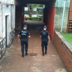 Operativo de prevención dejó cuatro detenidos y varios demorados en Oberá