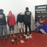 Demoran a dos adolescentes y secuestran un teléfono celular robado en Oberá